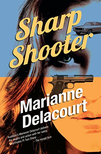 sharp-shooter-tara-sharp-book-1-english-edition