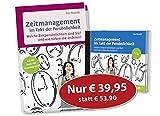 »Zeitmanagement im Takt der Persönlichkeit«: Buch und Hörbuch im Set