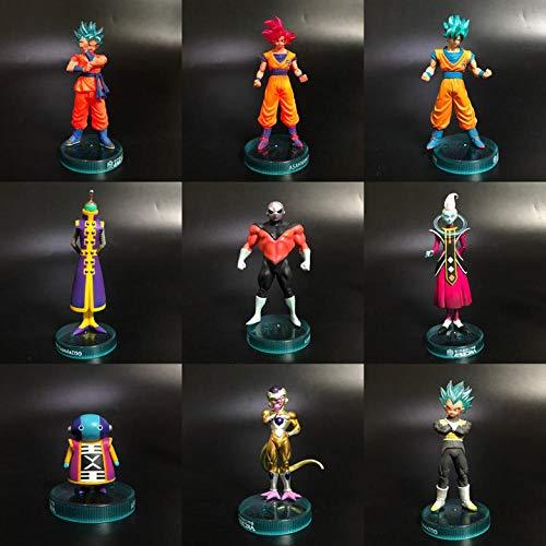 Bulk Dragon Ball Son Goku Jilian König Sieben Dragon Ball Super Weiss Teufel Billus Gachao Hand-i Modell- Handgemacht Gute Qualität Kreatives Design Innendekorationen Im Computergehäuse