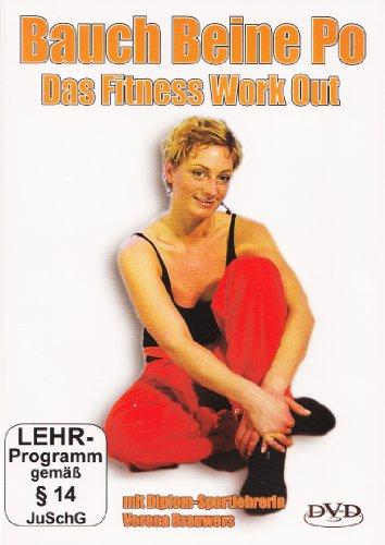Bauch, Beine, Po – Das Fitness Workout – DVD