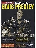 Learn To Play Elvis Presley (2 DVDs) - Gitarre - 2DVD