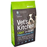 Vet's Kitchen Dog Food Chicken & Brown Rice Light Complete Adult
