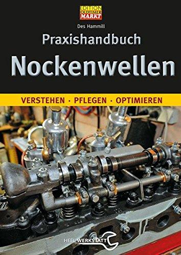 Praxishandbuch Nockenwellen: Verstehen, pflegen, optimieren