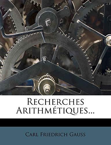 Recherches Arithmetiques...