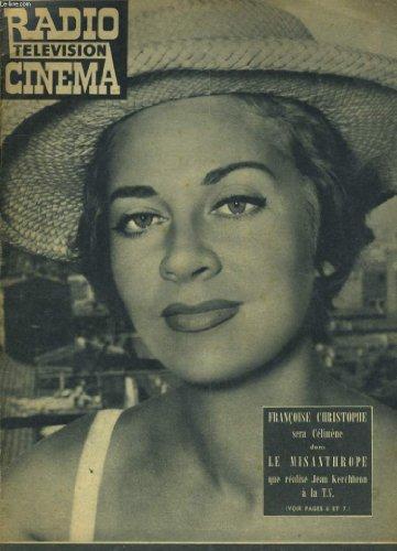 RADIO TELEVISION CINEMA - N°506
