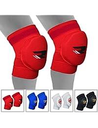RDX Boxe Genouillère Crossfit Sport MMA Soutien Genou Ligamentaire Protection