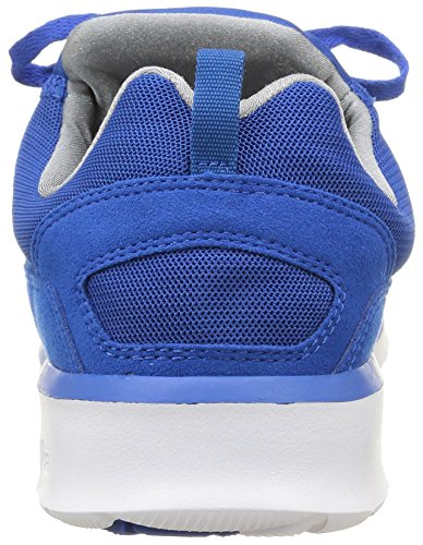 DC APPAREL Heathrow M Shoe, Baskets Basses Homme Bleu (BGC)