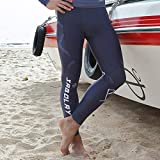 Igspfbjn Traje de triatlón para Hombre: Traje de Neopreno de Cuerpo Completo diseñado para Nadar en Aguas Abiertas (Color : Pants, Size : XXL)