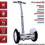 Airwheel S3 mit Straßenzulassung