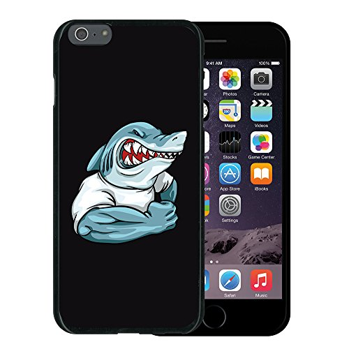iPhone 6 Plus | 6S Plus Hülle, WoowCase Handyhülle Silikon für [ iPhone 6 Plus | 6S Plus ] Astronaut Herz - I Love To the Moon And Back Handytasche Handy Cover Case Schutzhülle Flexible TPU - Schwarz Housse Gel iPhone 6 Plus | 6S Plus Schwarze D0054