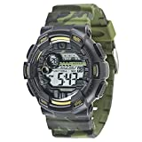 Sonata Digital Black Dial Men's Watch 77...