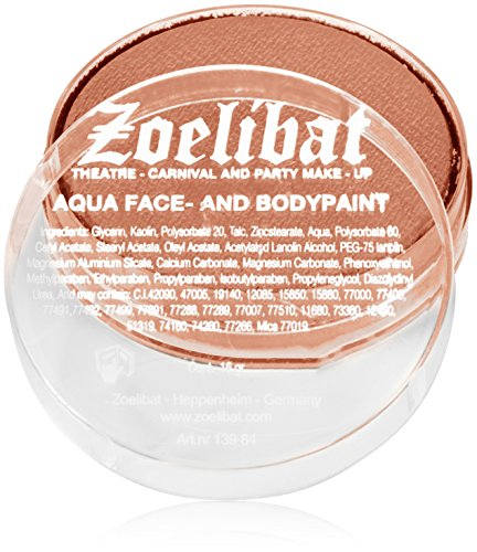 Zoelibat Zoelibat97117341 & 97117441-828 Aqua - Kit de Maquillaje