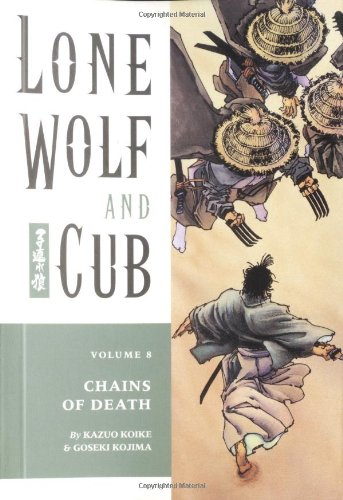 Lone Wolf and Cub 8: Chains of Death