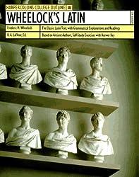 Wheelock's Latin (Harpercollins College Outline)