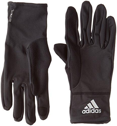 adidas ClimaLite, Apparel Accessories Unisex Adulto, Black/Reflective Silver, L