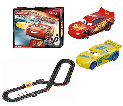 Carrera - 20062419 - Disney/Pixar Cars 3 - Fast Friends