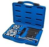 Trennmesser Lager Abzieher Werkzeug Set 14-tlg. Kugellager Abdrücker Satz Lagerauszieher Trennvorrichtung