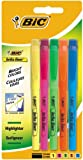 Bic Briteliner Highlighter Pens - Pack of 5
