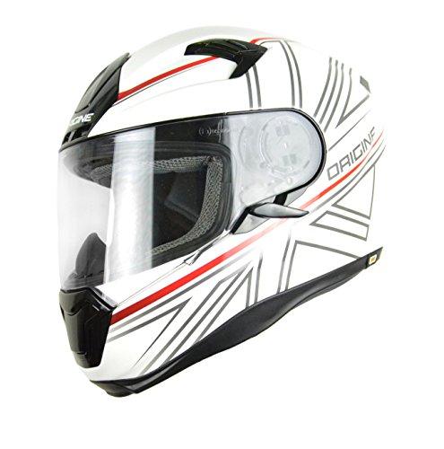 Origine-Helmets-Casco-Moto-Bianco-Taglia-M