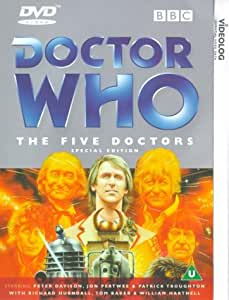 Doctor Who: The Five Doctors (Special Edition) [DVD] [1983]