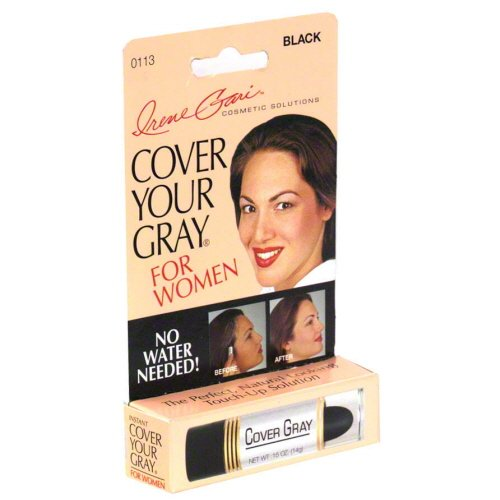 Cover Your Gray Instant Touch Up Stick, Black