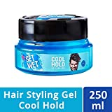 Best Gel For Men - Set Wet Cool Hold Hair Gel, 250 ml Review
