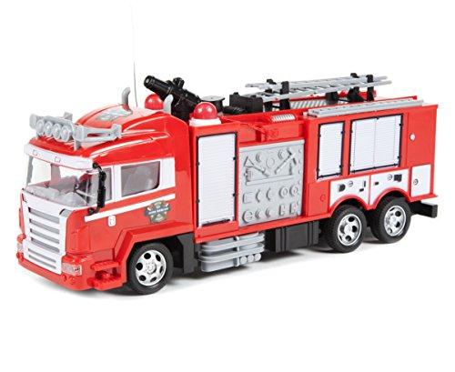 RC Auto kaufen Feuerwehr Bild 4: World Tech Toys 34980 Feuerwehrauto, Rot*