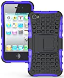 Heartly Flip Kick Stand Hard Dual Armor Hybrid Rugged Bumper Back Case Cover