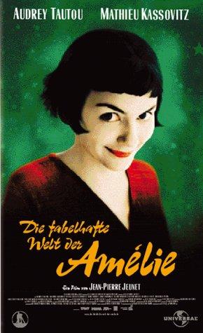 Bild von Die fabelhafte Welt der Amélie [VHS]