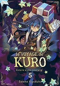 Le Voyage de Kuro Edition simple Tome 5