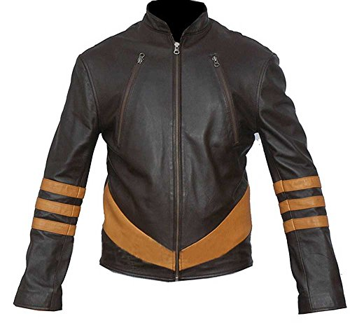 X-Men Wolverine Original Leather Jackets