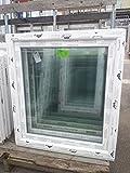 Kunststofffenster Seebach8000 100x120 cm (b x h), weiß, DIN links