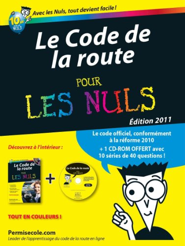CODE DE LA ROUTE 2011 POC NULS