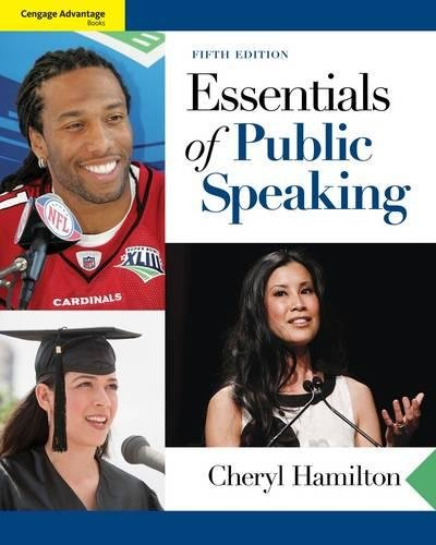 Reddit Books Online: Cengage Advantage Books: Essentials of Public Speaking