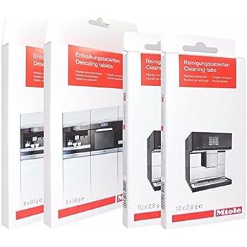4 x  6 er Pack  MIELE Entkalkungstabletten  f.Kaffeevollautomaten  Dampfgarer