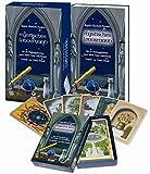 Mystisches Lenormand SET: Buch + die 36 Wahrsagekarten nach Marie-Anne Lenormand