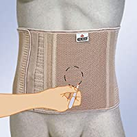 Faja abdominal para ostomizados sin orificio Orliman COL-240