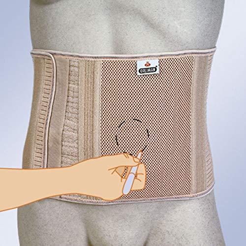 Bauchband Stoma ohne Loch ORLIMAN COL-240 -