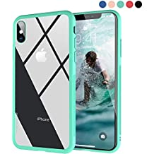 bon ajustement belle qualité dernières tendances Amazon.it: cover iphone x resistenti - Verde