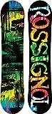 RossignolSnowboard, Scan Amptek, colore: nero, nero, 120 cm