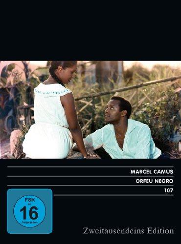 Bild von Orfeu Nègro (Zweitausendeins Edition Film 107)