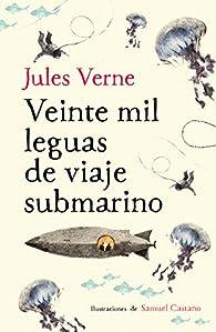 Veinte mil leguas de viaje submarino par Julio Verne