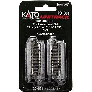 Kato 7078015 Unitrack Gleis - Ajuste el Equilibrio de Pista