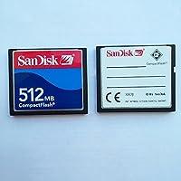 SanDisk 512 MB CompactFlash CF-Card