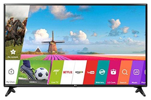 LG 123 cm (49 inches) 49LJ554T Full HD LED Smart...