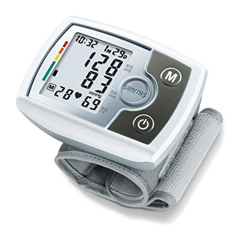Tensiomètre au poignet - Sanitas