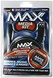 Cheapest PSP MAX MEDIA KIT inc 128 Mb MEMORY (Datel) (PSP) on PSP