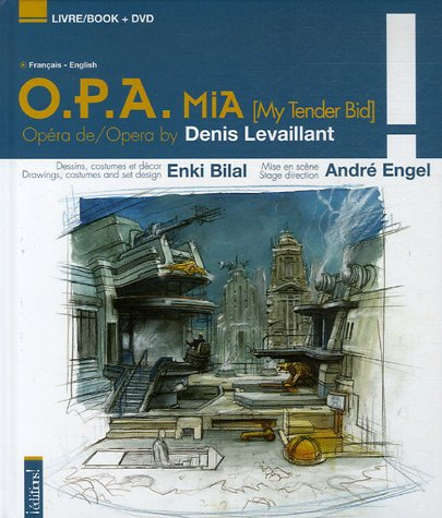 O.P.A. Mia : My tender bid (1 DVD inclus)