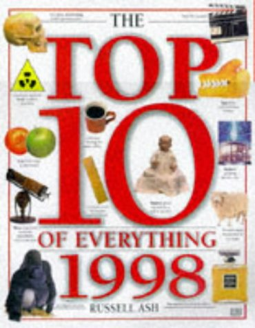 Top 10 of Everything 1998 por Russell Ash