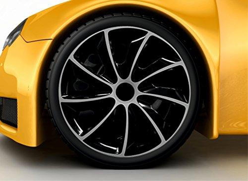 TEILE-24.EU Malinowski Copricerchi Kit Audi 16Copricerchi usato  Spedito ovunque in Italia